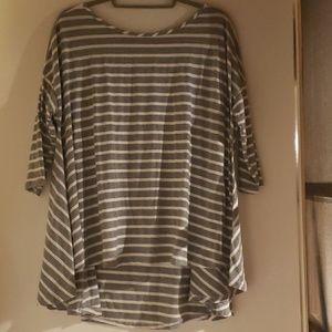 3/4 sleeve travel shirt